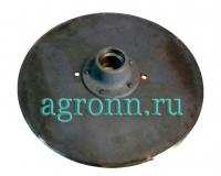 Диск со ступицей широкорядного сошника Н105.03.010-02 ( СЗГ 00.1020)
