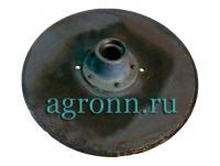 Диск со ступицей узкорядного сошника Н105.03.010-04 (СЗГ 00.1310)
